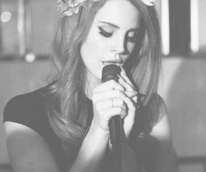 beautful, lana del ray, and amizing voice image