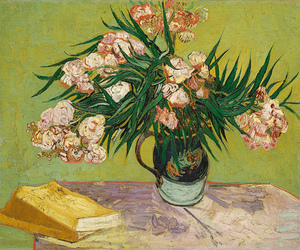flowers, art, and van gogh image