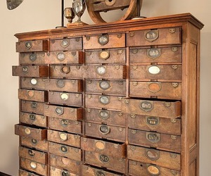 antique and drawers image
