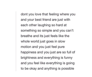 best friends, tumblr, and text post image