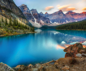 Alberta, canada, and valley of the ten peaks image
