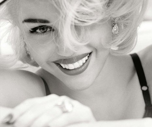 black, miley, and white image
