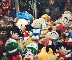 claw machine and toys image