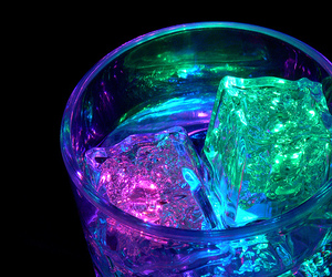 cocktail, ice, and cool image