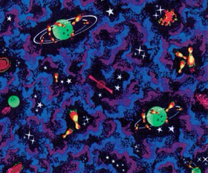 space, 1990, and 90s image