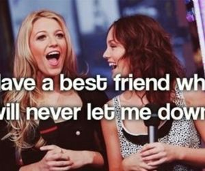 best friends, gossip girl, and friends image