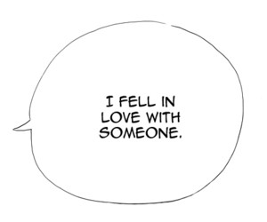 love, manga, and quote image
