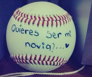 ball, baseball, and beautiful image