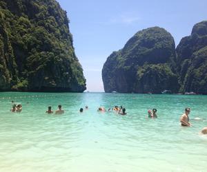 phuket, sea, and thai image