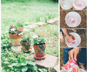 diy, garden, and nail polish image