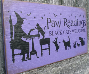 reading and witch image
