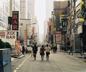 street, city, and new york image