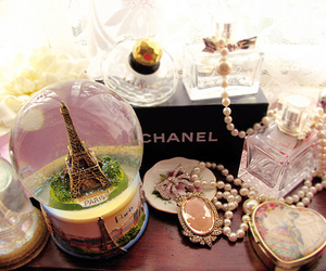 chanel, paris, and pink image