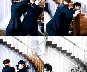 running man, kim jong kook, and yoo jae suk image