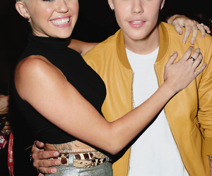 jiley and justin bieber image