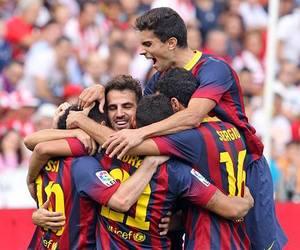Barca, Barcelona, and team image