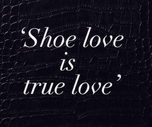 quote, shoes, and fashion image