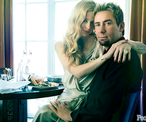 Avril Lavigne, chad kroeger, and nickelback image