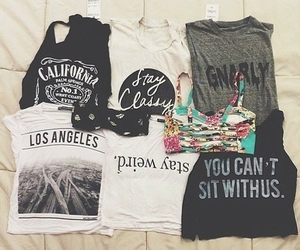 fashion, clothes, and shirt image