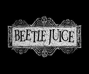 beetlejuice, movies, and tim burton image