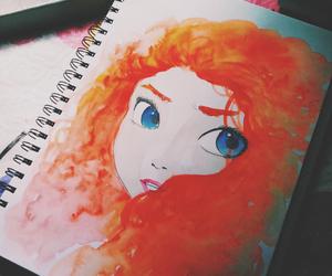 art, diy, and drawing image