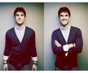 boy, smile, and darren criss image