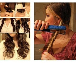day, tutorial, and hair image