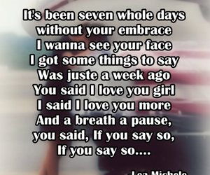 broken, lea michele, and quotes image