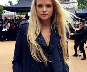 model, gabriella wilde, and blonde image