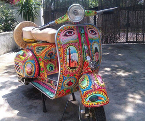 boho, gypsy, and moped image