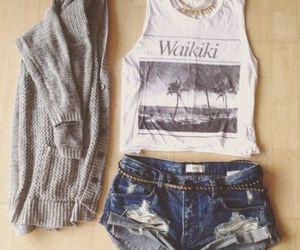 fashion, girly, and summer image