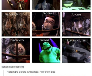 before, christmas, and Halloween image