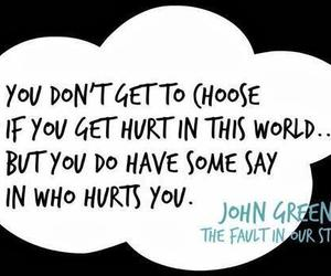 tfios, quote, and john green image