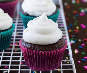 cupcakes, food, and muffin image