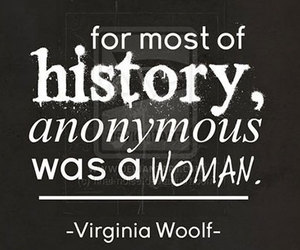 anonymous, history, and quote image
