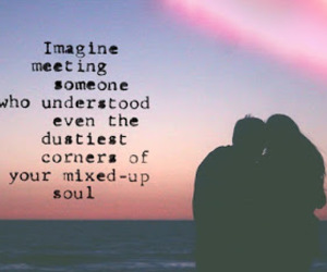 couple, imagine, and Relationship image