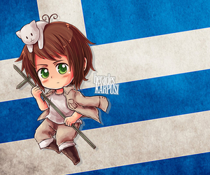Greece and hetalia image