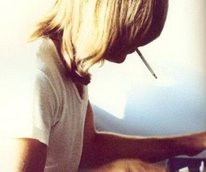 cigarette, Hot, and keyboards image