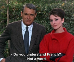 french, subtitles, and red image