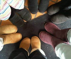 uggs, bestfriends, and cute image
