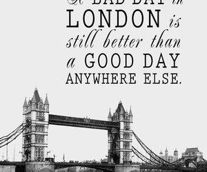 places, travel, and london image