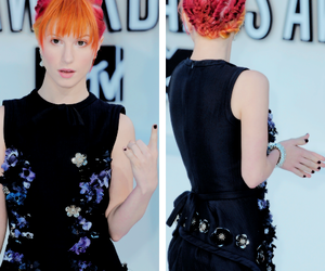 ginger, hayley williams, and hair image
