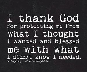 god, thanks, and life image