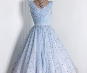 50s and dress image