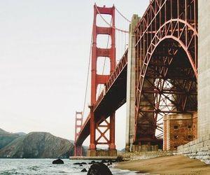 bridge, san francisco, and photography image