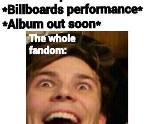 album, billboards, and 1d image