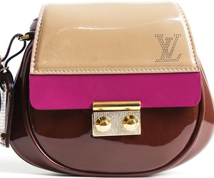 Louis Vuitton, spring summer, and colorblocking image