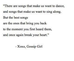 gossip girl, quote, and love image