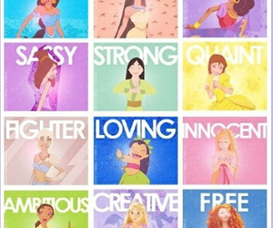 creative, different, and disney image