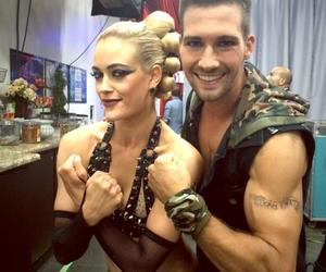 james maslow, big time rush, and peta murgatroyd image